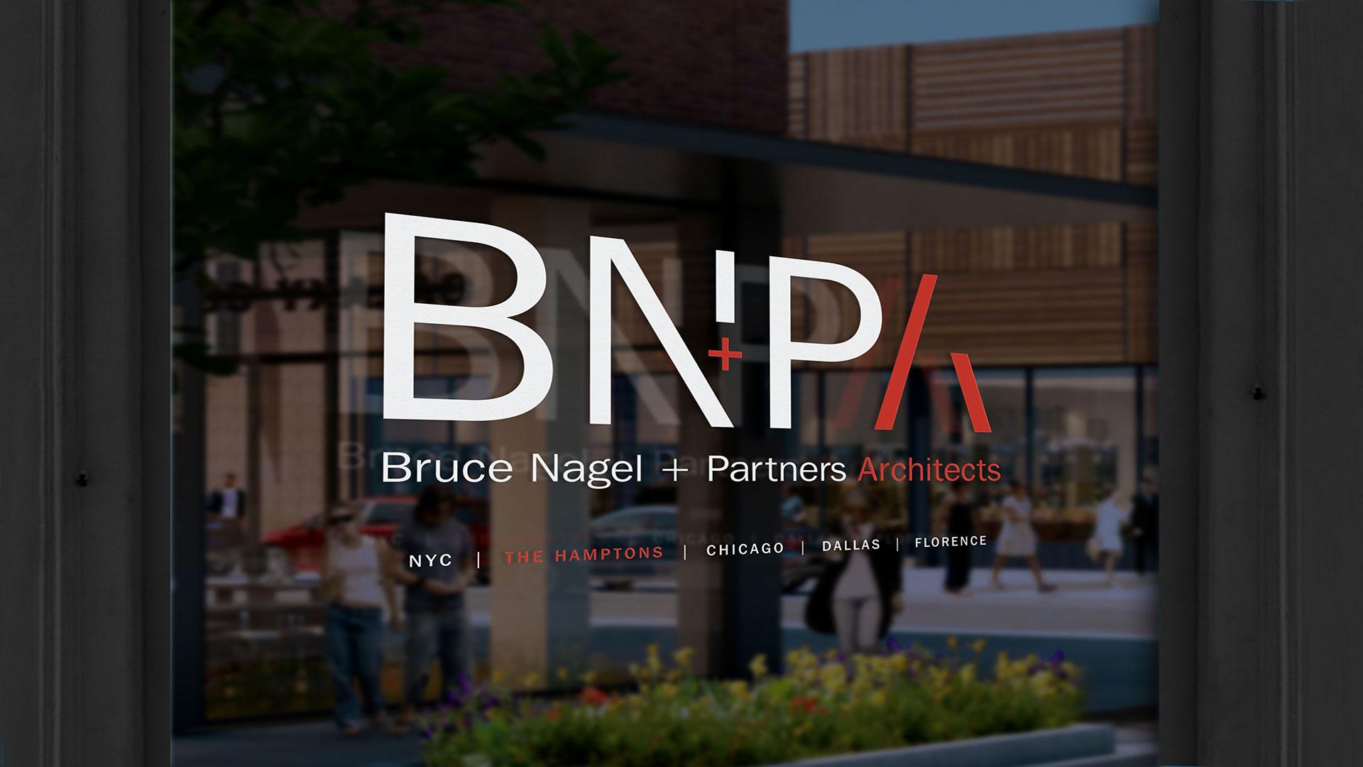 Custom Designed Sign - Bruce Nagel - Dead on Design