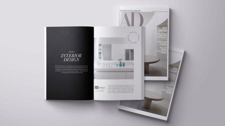 Print Ad Design - LMS Design - Dead on Design