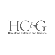 Custom Logo Design - Hamptons Cottages and Gardens - Dead on Design